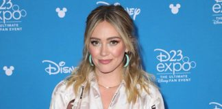 Hilary Duff shares that she is experiencing a sciatica pregnancy