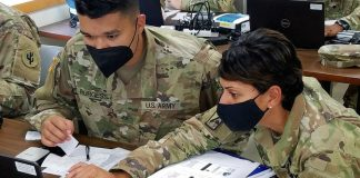 Diamond Saber 2021 exercise held for Army Finance Corps at Fort McCoy