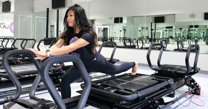 Fitness business The Woodlands Lagree brings a new form of exercise to the region