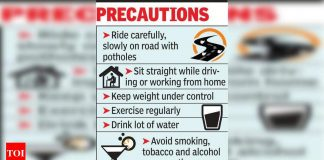 Incorrect sitting in WFH causes back problems for non-IT experts |  Nagpur News
