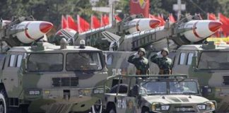 Chinese military commanders conduct exercise in Inner Mongolia, World News