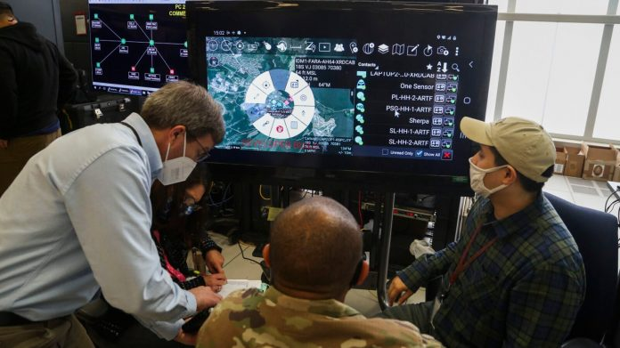 Project Convergence: Exercise Shows Value of Data Weapons Check for the Digital Age - Breaking Defense Breaking Defense
