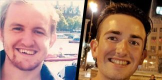 Meet the men who provided lifesaving aid to a cyclist who broke his skull in a horror fall
