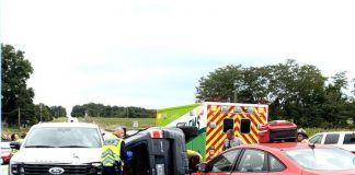 Accident with 3 vehicles sends 1 to hospital    news