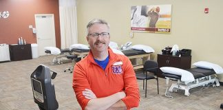 Business Pulse - Payne wants to ease your pain