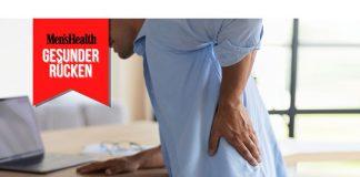 Rückenschmerzen vorbeugen und behandeln | MEN'S HEALTH