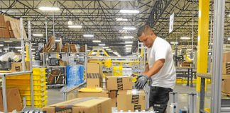 Bill wants to improve working conditions for California warehouse workers - East Bay Times