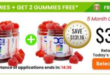 Curts Concentrates CBD Gummies Review : Hurry up! (Get $39.99)
