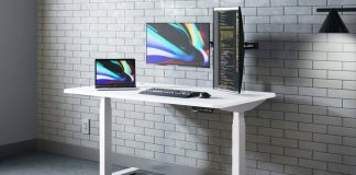 The Autonomous standing desk finally gives WFH freedom