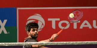 A testing time for B Sai Praneeth after his recent poor results