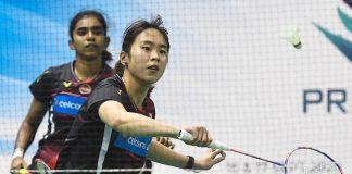 Badminton: Sore shoulder forces Shuttler to miss the clash against Denmark