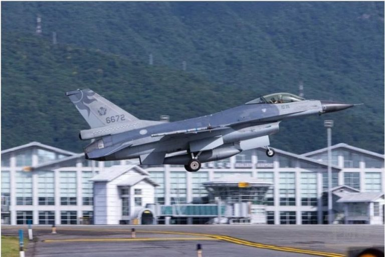 Air Force conducts military exercise in Tienlong on Tuesday |  Taiwan News