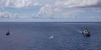 USS Billings Conducts a Bilateral Maritime Ex with Jamaica Defense Force