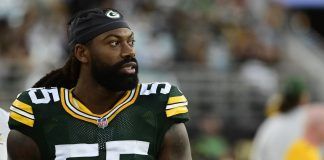Green Bay Packer's edge rusher Za'Darius Smith is operated on on his back