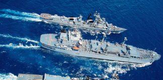India plans jumbo 46-nation naval exercise