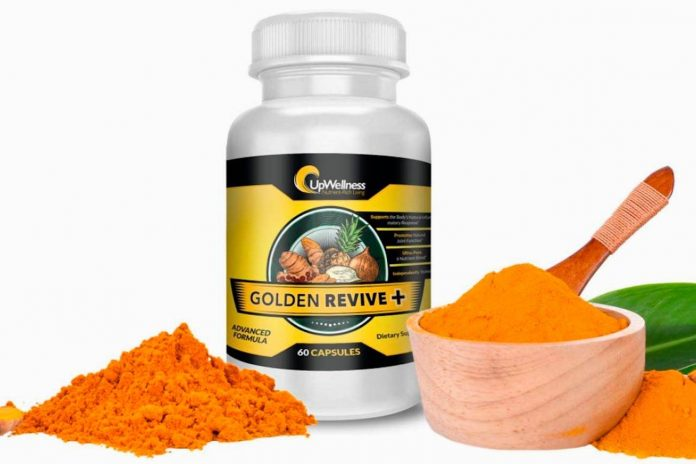 UpWellness Golden Revive Plus Reviews - Will It Work For You?