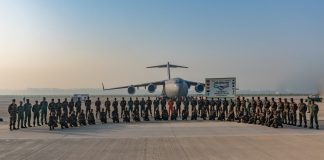 Indian and US armies commence Exercise Yudh Abhyas 2021