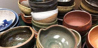 Community raises nearly $ 30,000 and fills bowls of hope for the homeless community - YubaNet