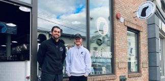 These schoolmates make dog food for humans at Natural Hounds