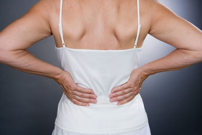 Lower back pain can be an early sign of an incurable disease