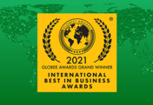Makers Nutrition wins Grand Globee® at the 8th Annual 2021 International Best in Business Awards