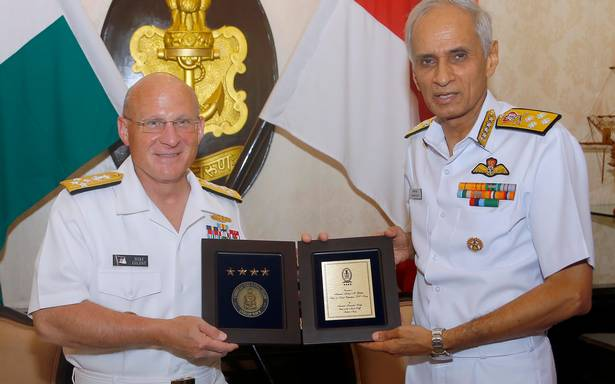 Exercise Malabar could be expanded until Quad Partner can decide: US Admiral