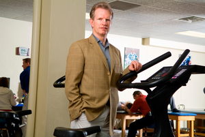 Study: aerobic exercise after a sport-related one