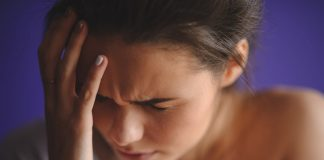A history of migraines is associated with anxiety and mixed depression and anxiety