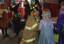 Training center hosts Trunk or Treat to support people with intellectual disabilities