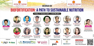 A Path to Sustainable Nutrition 'Held