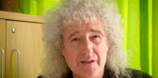 QUEEN's BRIAN MAY On Dealing With Various Challenges During Pandemic: 'I Have To Be Thankful That We're Here At All'