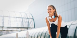 The best place to exercise, says a new study