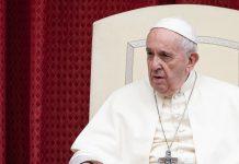 Bericht: Papst bekam wegen Ischias-Schmerzen Diät verordnet