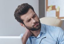 Neck pain from longer screen time?  Try these 2 simple exercises to relieve pain