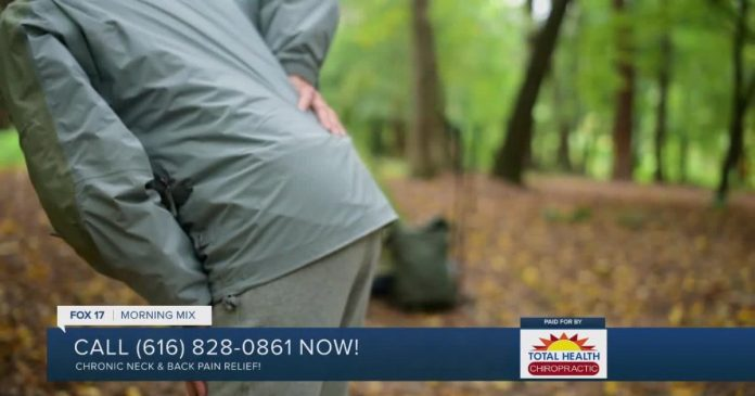 Heal Chronic Neck and Back Pain at Total Health Chiropractic