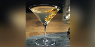 Salty, hearty and CBD - Tribe CBD's Take On The Dirty Martini